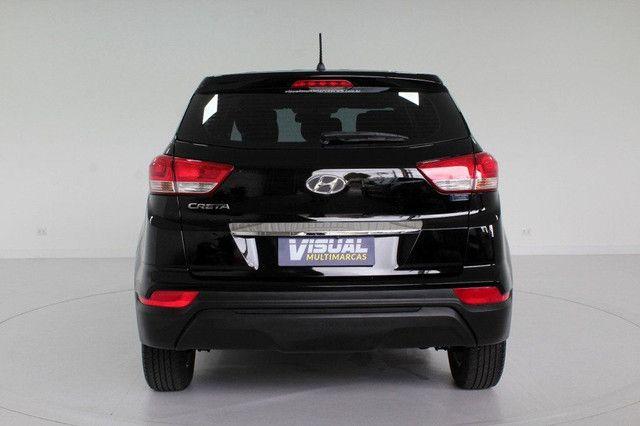 Hyundai Creta 1.6 ACTION Flex Aut. 6M - 2021<br><br> - Foto 16