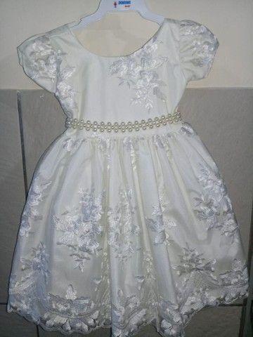 Vendo : Lote de 5  vestidos infantil - Foto 4