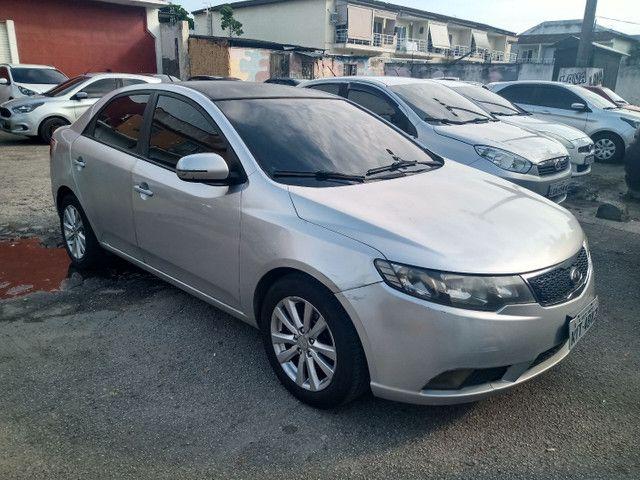 Cerato 2011 EX3 1.6 R$ 33.900 GNV