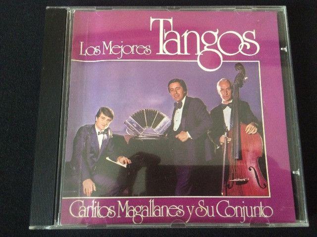 Los Mejores Tangos - Carlitos Magallanes y Su Conjunto