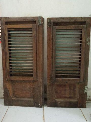 Janela de madeira s/caixa  - Foto 3
