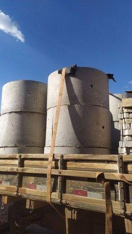 Manilhas cisterna e fossa - Foto 3