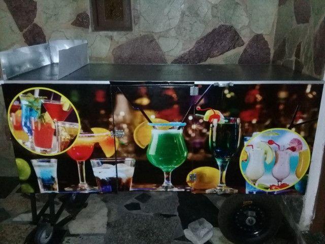 Carrinho de Drinks e pode ser Usado para outras Finalidades  - Foto 3