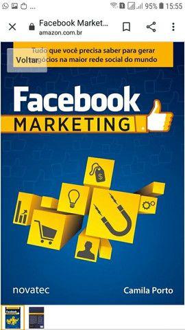 Livro Facebook Marketing