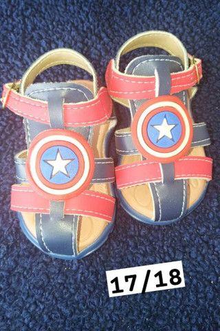 Sandália infantil personalizada - Foto 2
