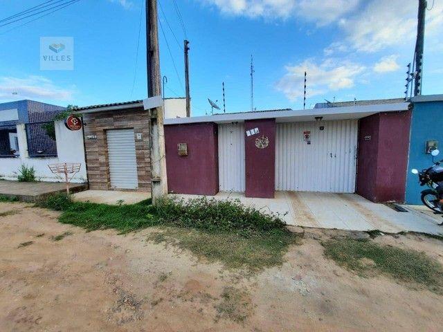 Casa com 3 dormitórios à venda, 150 m² por R$ 210.000 - Verdes Campos - Arapiraca/AL