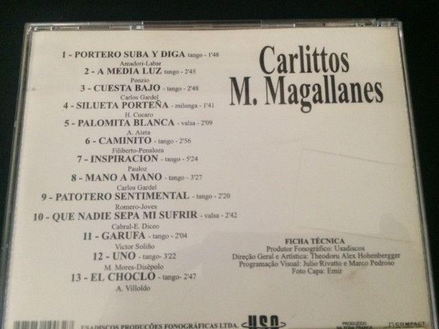 Los Mejores Tangos - Carlitos Magallanes y Su Conjunto - Foto 3