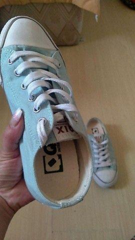 Vendo lote roupas e sapatos infantis femininos - Foto 4