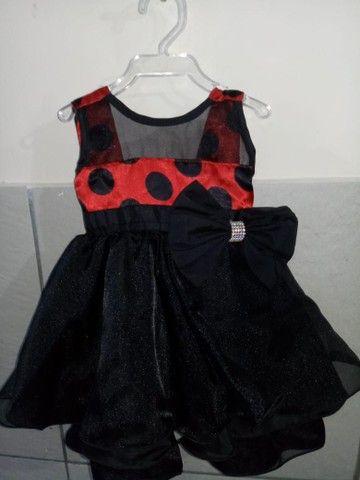 Vendo : Lote de 5  vestidos infantil - Foto 3