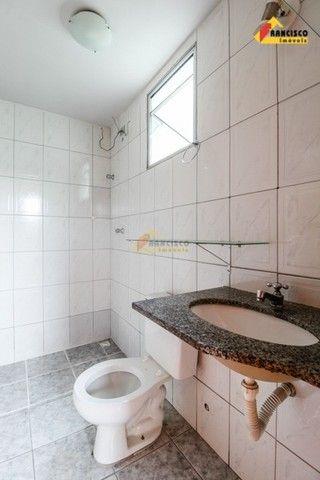 Apartamento para aluguel, 3 quartos, 1 suíte, 2 vagas, Centro - Divinópolis/MG - Foto 15