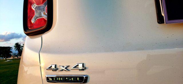 Jeep Renegade Diesel 4x4 Impecável  - Foto 5