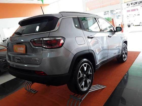 COMPASS 2019/2020 2.0 16V FLEX LONGITUDE AUTOMÁTICO - Foto 7