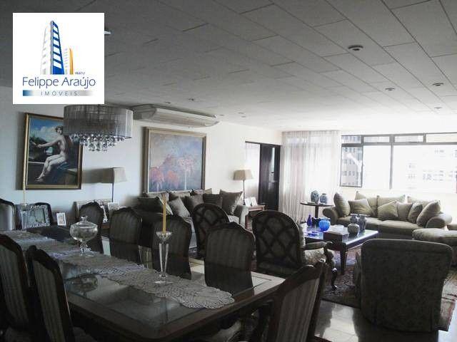 Apartamento com 4 dormitórios à venda, 251 m² por R$ 820.000,00 - Meireles - Fortaleza/CE - Foto 17