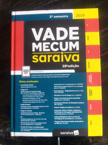 Vade Mecum Saraiva (NOVO) - Foto 2