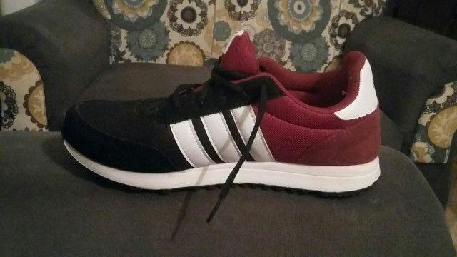 Tênis masculino Adidas numeração 40 41  - Foto 3