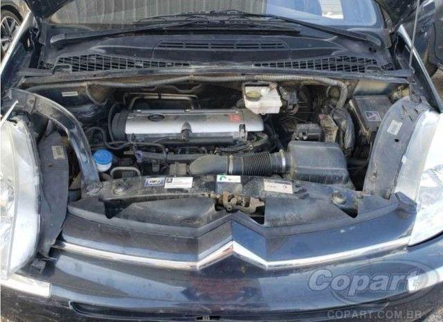 Motor 2.0 gasolina xsara picasso / c4 / 307 com apenas 45 mil km (com nota)