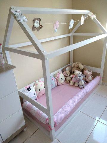 Vende - se uma cama montessoriana. - Foto 2