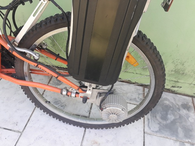 Bicicleta Elétrica Caloi - Foto 5
