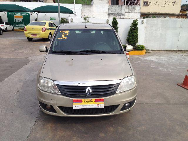 Renault Logan 1.6 Expression Hi flex 2012