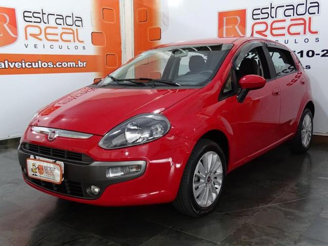 FIAT PUNTO 2015/2016 1.6 ESSENCE 16V FLEX 4P MANUAL