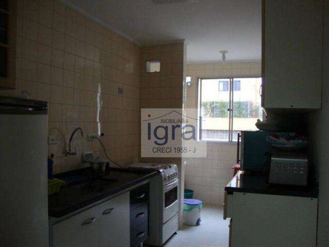 Vende Apartamento Vila Parque Jabaquara - R$ 360.000,00 - Foto 3