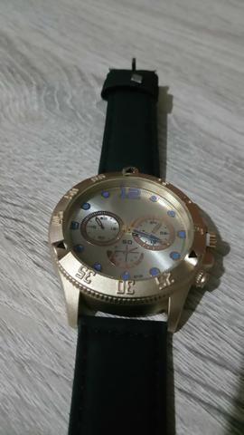 Relógio Dourado (NOVO) - Foto 2