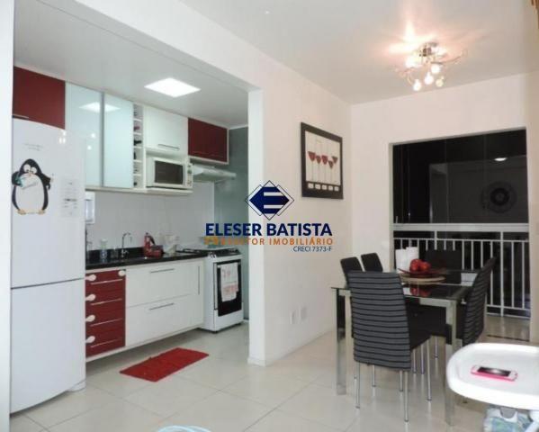 Apartamento à venda com 3 dormitórios em Villaggio limoeiro, Serra cod:AP00224