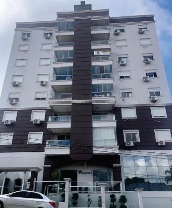 Apartamento para venda em passo fundo, petrópolis, 1 dormitório, 1 suíte, 1 banheiro, 1 va