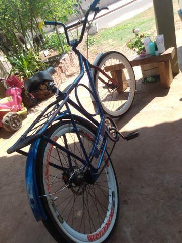 Troco por moto tá com os 2 hidráulico WhatsApp * Jonas - Foto 4