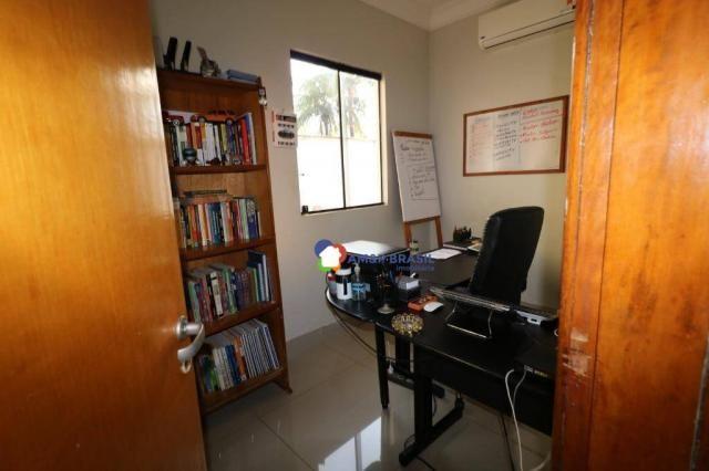 Sobrado com 4 dormitórios à venda, 380 m² por R$ 1.600.000,00 - Residencial Granville - Go - Foto 12