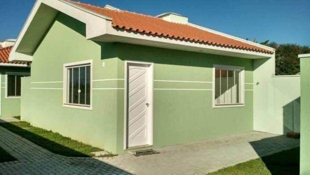 Casa de condomínio à venda com 2 dormitórios em Bairro alto, Curitiba cod:CA222