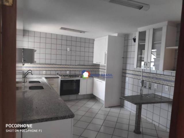 Apartamento com 4 dormitórios à venda, 270 m² por r$ 880.000,00 - setor bueno - goiânia/go - Foto 10