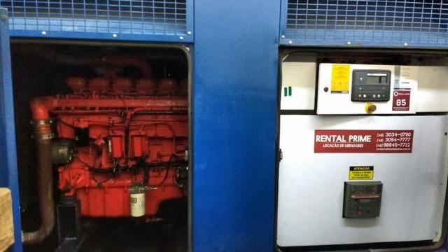 Gerador à Diesel Trifásico 500 KVA Stemac - 500kva - 400kw - Com garantia - Foto 2
