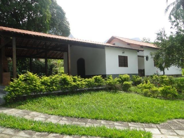 Guapimirim Sítio 97.000m², sede com 4 Quartos, piscina e campo - Foto 14