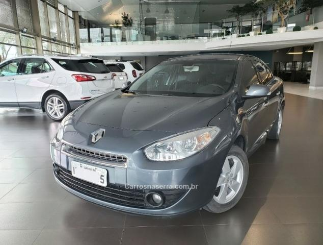 Fluence 2.0 Dynamique 16V Manual Único Dono!! - Foto 4