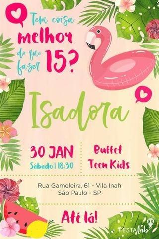 Convite - Foto 2