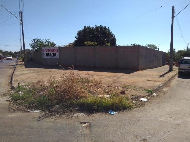 Lote Residencial Santa Fé, 438,77m², Entre Setor Cristina e Forte Ville. (Murado) - Foto 2