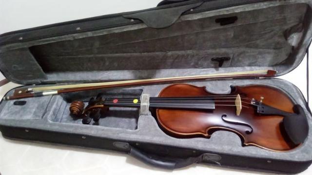 Violino Schieffer Com Estojo NOVO
