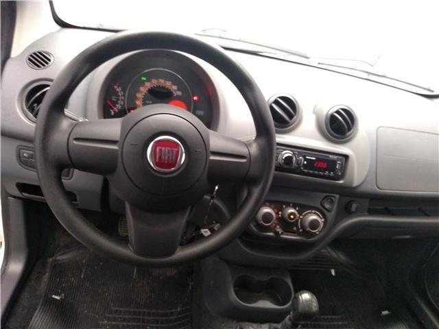 Fiat Fiorino 1.4 mpi furgão hard working 8v flex 2p manual - Foto 13