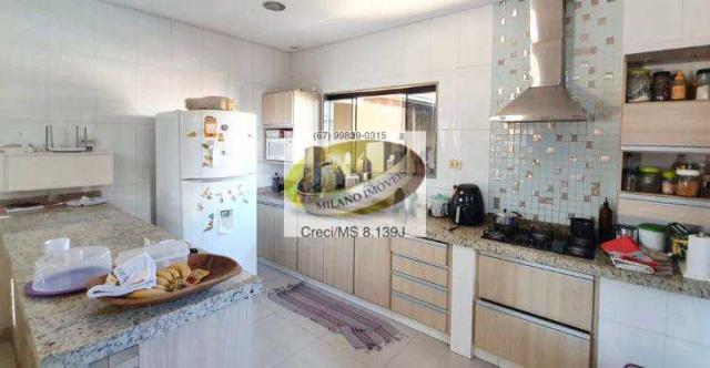 Casa à venda com 3 dormitórios em Ipê, Três lagoas cod:391 - Foto 6