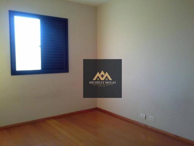 Apartamento com 3 dormitórios à venda, 90 m² por r$ 415.000 - jardim del rey - são josé do - Foto 6