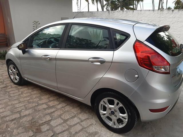 New Fiesta 1.6 2015 (62.000km) Completão!!! - Foto 5