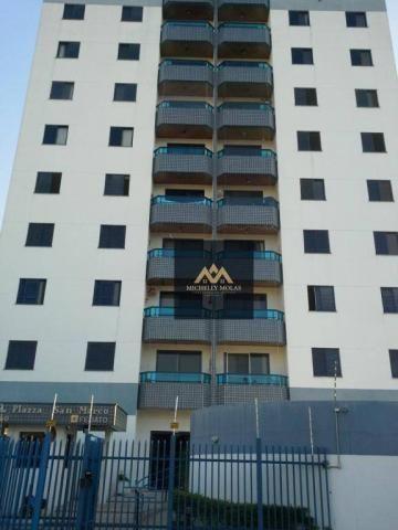 Apartamento com 3 dormitórios à venda, 90 m² por r$ 415.000 - jardim del rey - são josé do