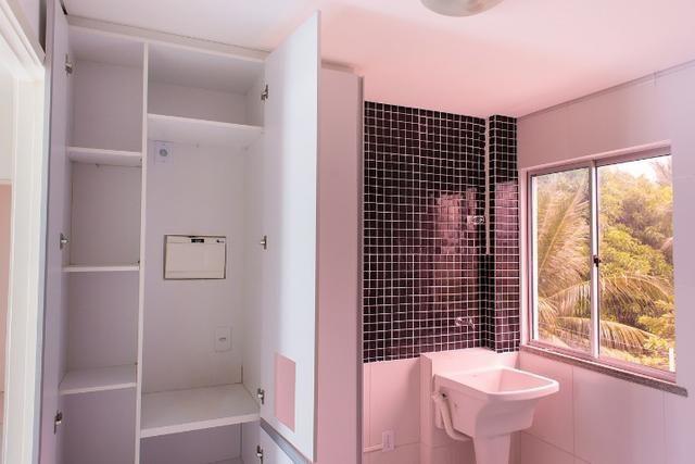 Vendo apartamento em Fortaleza no bairro Lagoa Redonda com 3 quartos, 189.900,00 - Foto 6