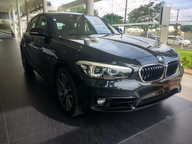 BMW 120I 2019/2019 2.0 16V GASOLINA SPORT GP 4P AUTOMÁTICO - Foto 2