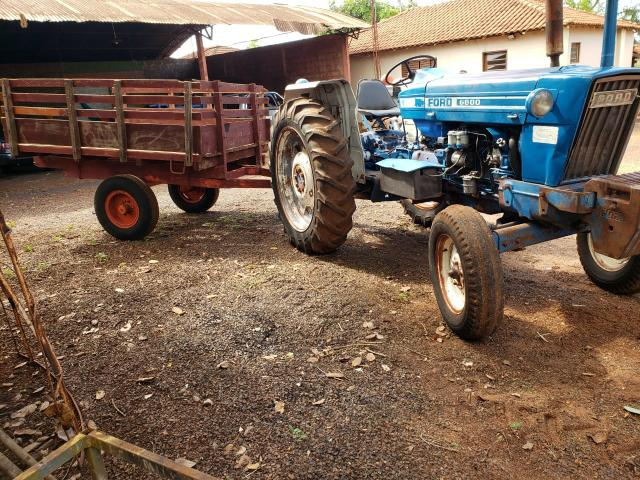 Trator Ford 6600 4 x 2 - Foto 4