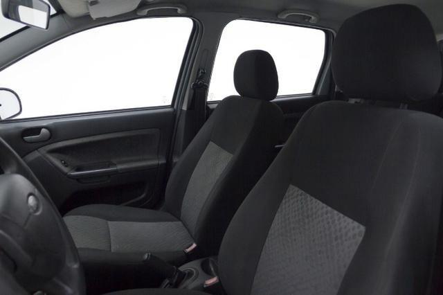 Fiat Fiesta Rocam 1.0 Prata 2014 Completo - Foto 5