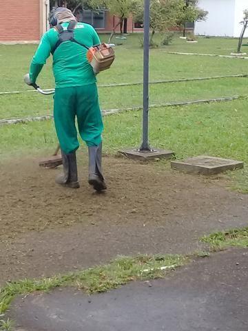 Jardineiro disponível