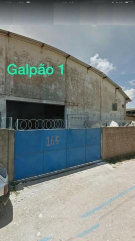 1432 - Galpão - 1530m² de Área Útil - Piso p/ Alta Tonelagem - Localização Jordão