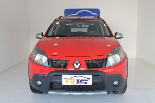 Renault Sandero Stepway 1.6 16V (Flex) 2011 - Foto 12